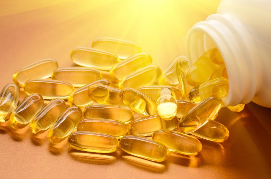 vitamin d supplements for vitamin d deficiency causing hair loss