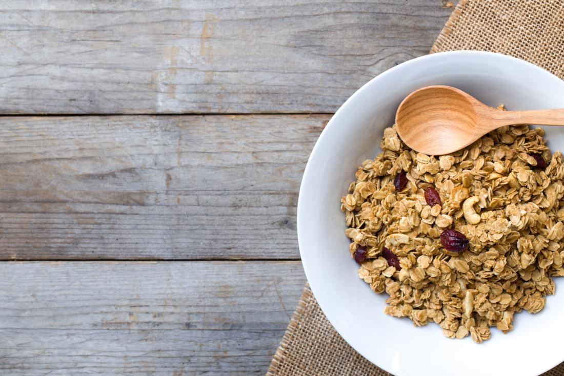 Weight gain foods cereal