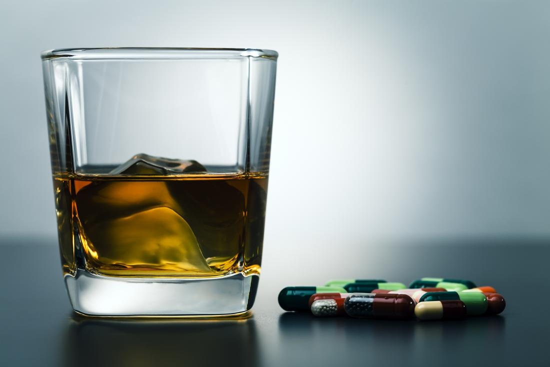 Adderall and alcohol