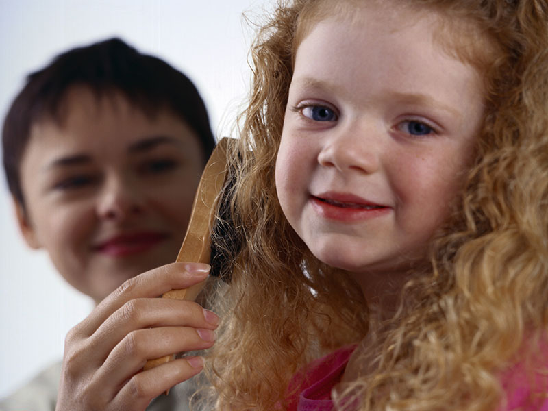 News Picture: Love Your Hair Color? You Have Over 100 Genes to Thank.