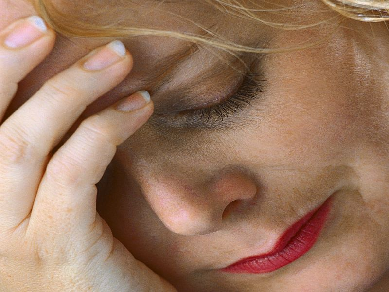 News Picture: New Therapy May Prevent Tough-to-Treat Migraines