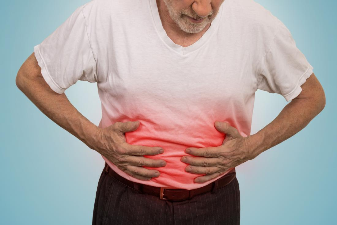 Volvulus pain