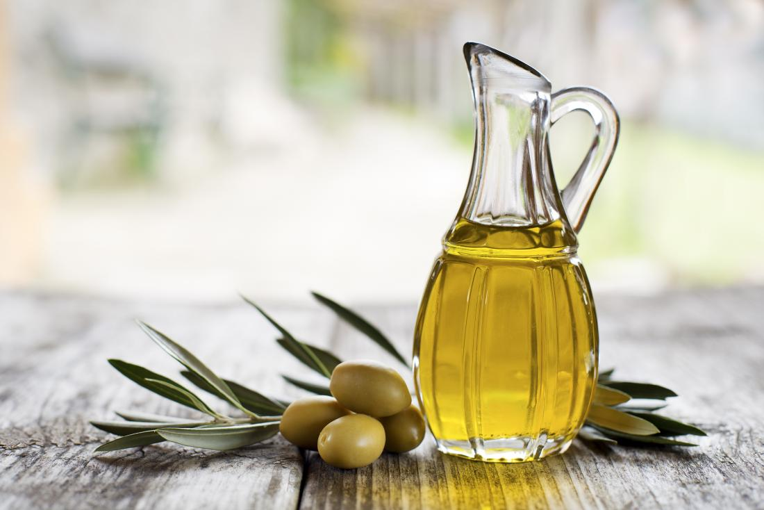 olive oil may be used in an endometriosis diet