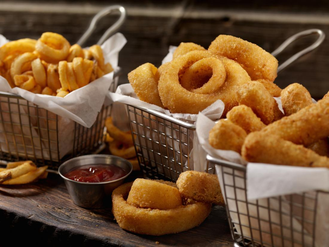 fried foods should be avoided by people with pmr