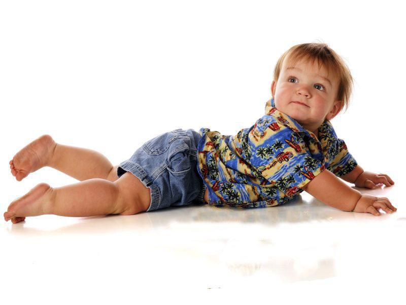 News Picture: Can Excess Weight in Toddlers Cause Brain Drain?