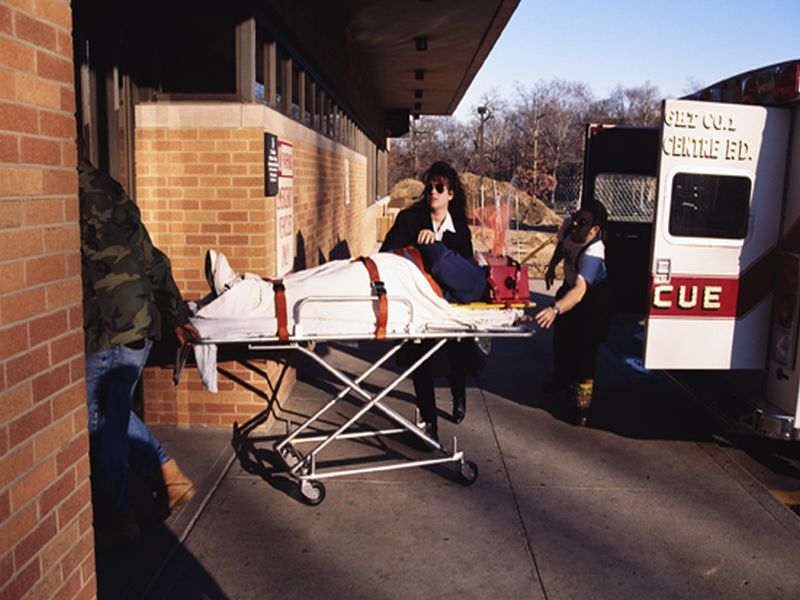 News Picture: Fentanyl Now Drives Drug Overdose Deaths in U.S.