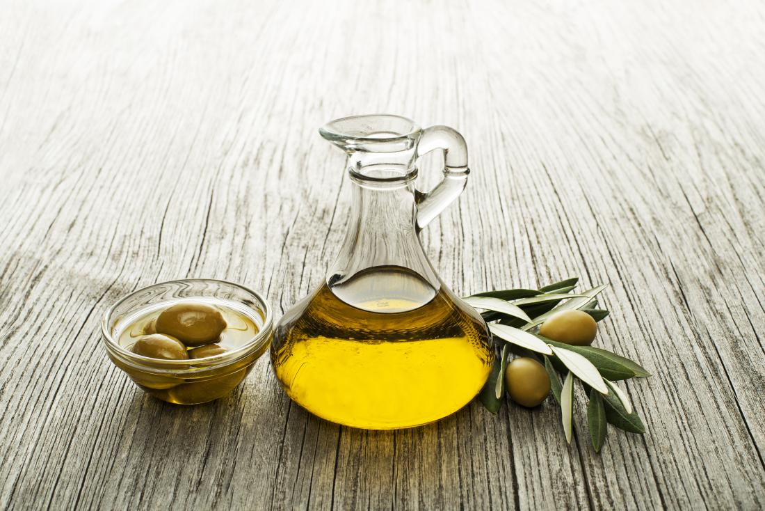 Olive oil may help with milk blisters
