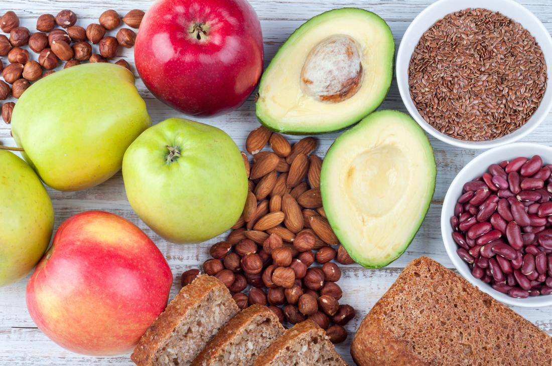Treatment for yellow eyes includes eating healthy plant foods such as apples, avocadoes, nuts,legumes