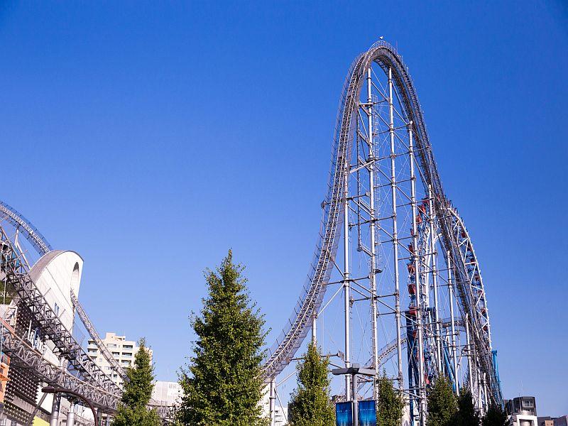 News Picture: Make Your Amusement Park Visits Safe