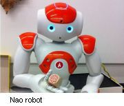 News Picture: Meet Nao, the Robot That Helps Treat Kids With Autism