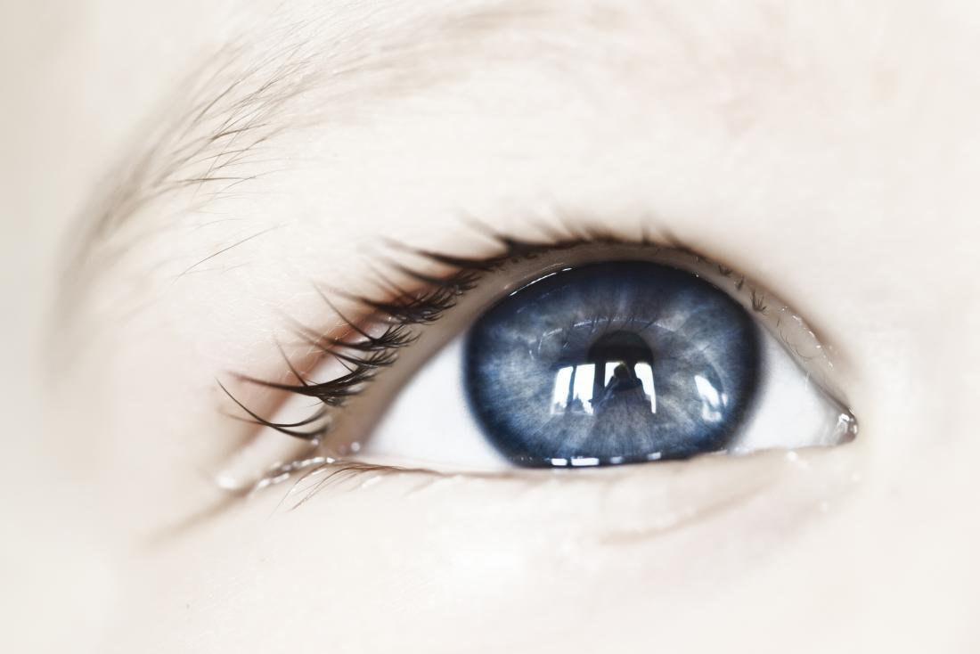 baby eye