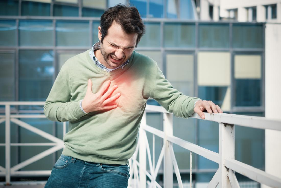 There are different types of heart attacks