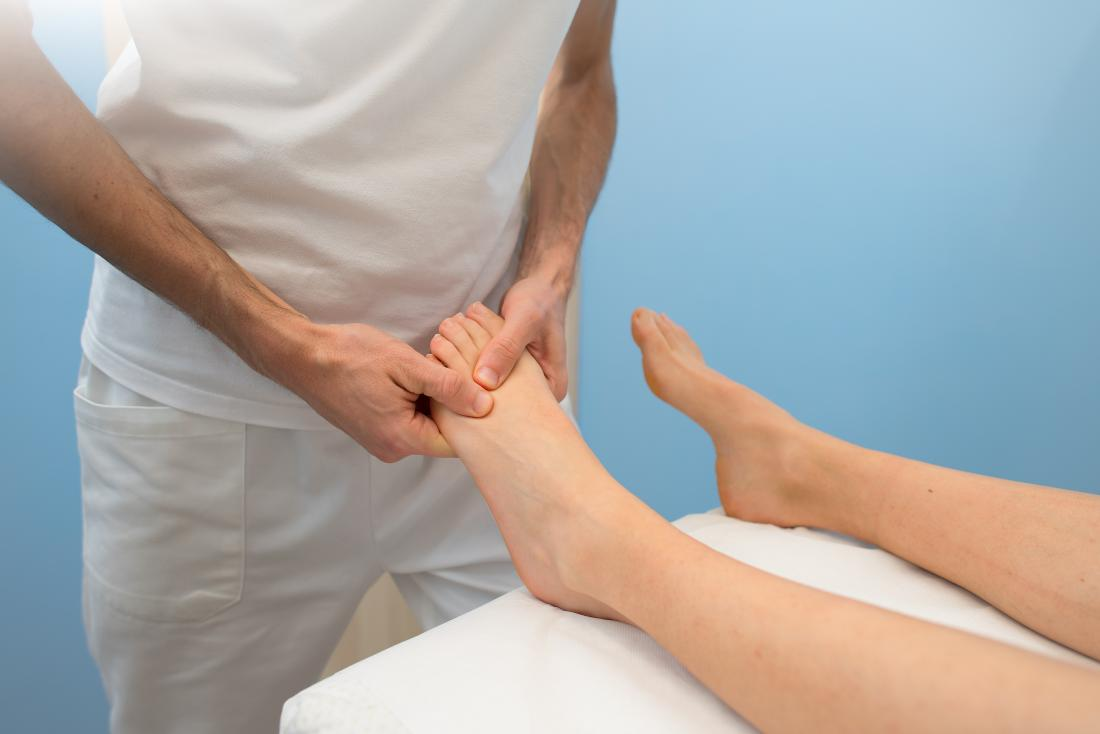 physical therapy for plantar fibroma