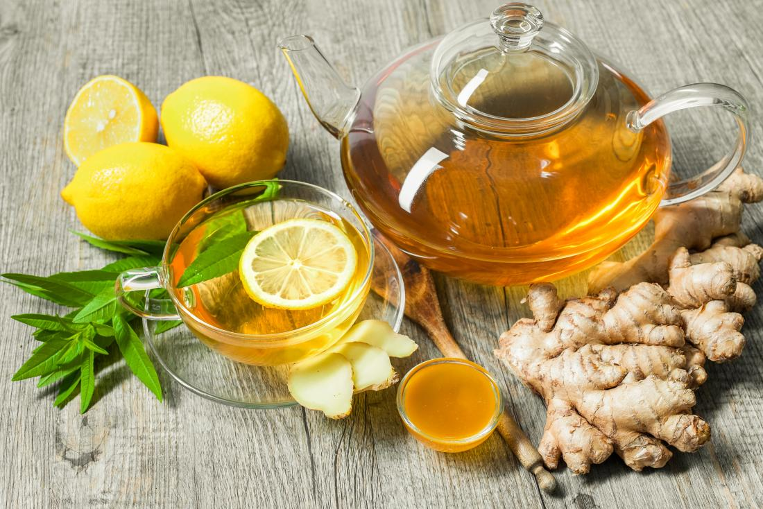 What to eat when you're sick ginger