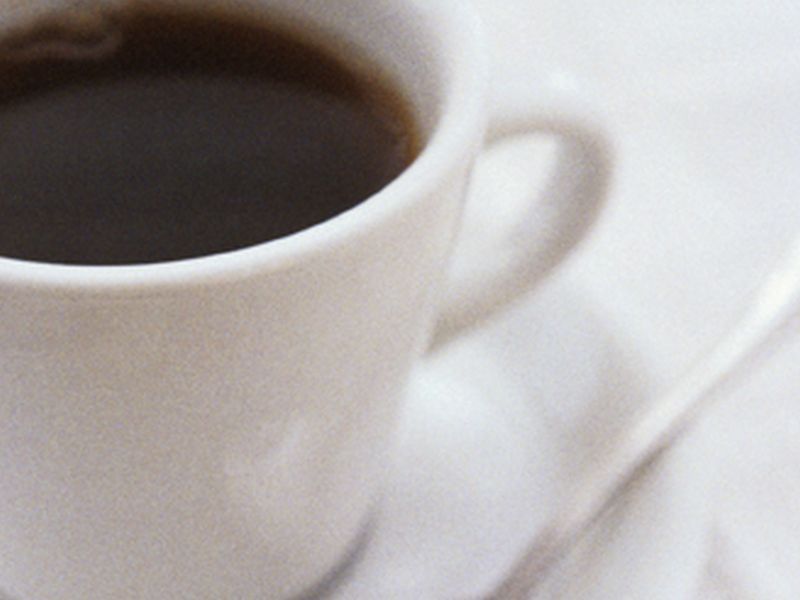 News Picture: Coffee May Do Your Liver Good