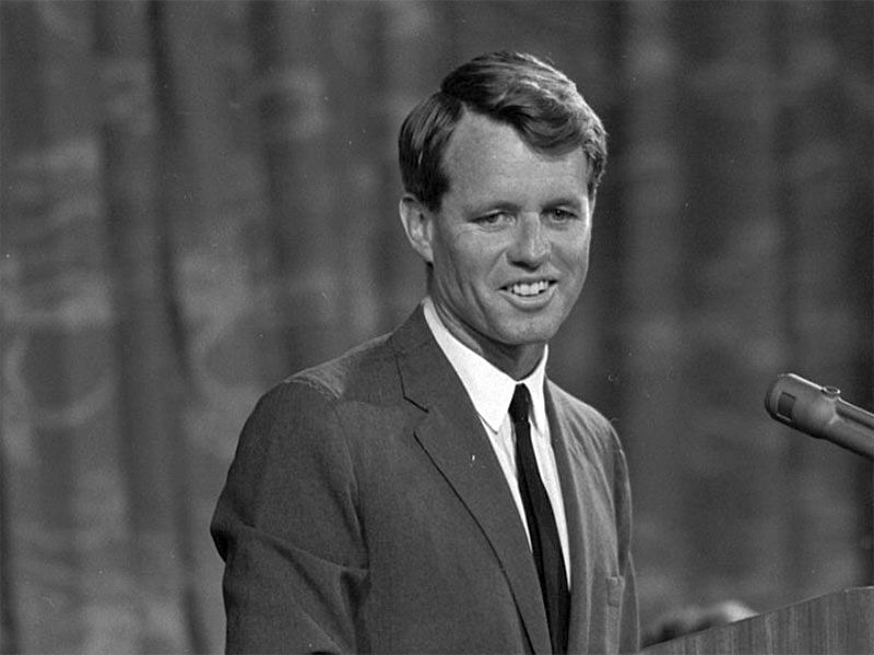 News Picture: Even Modern Care Wouldn't Have Saved RFK: Study