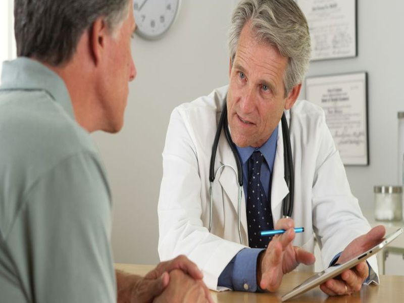 News Picture: New DNA Test May Predict Prostate Cancer Risk