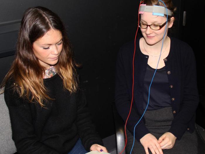 [participant of brain stimulation study]