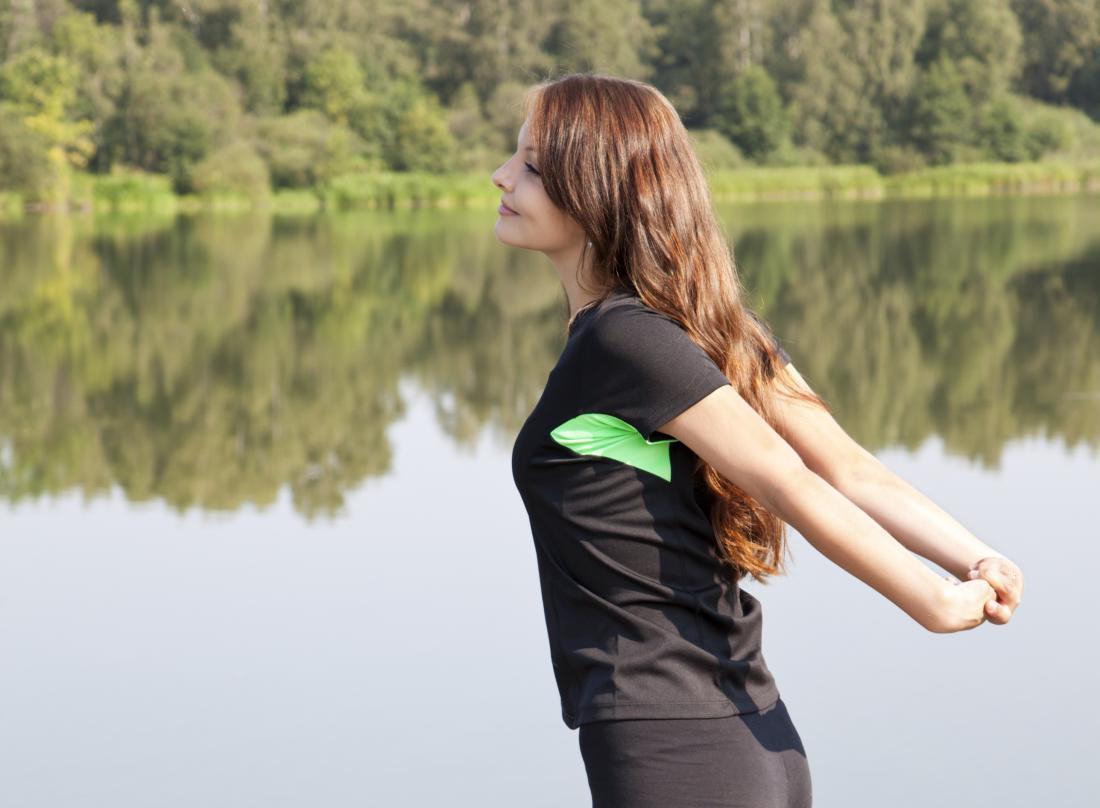 Deltoid pain stretch 4