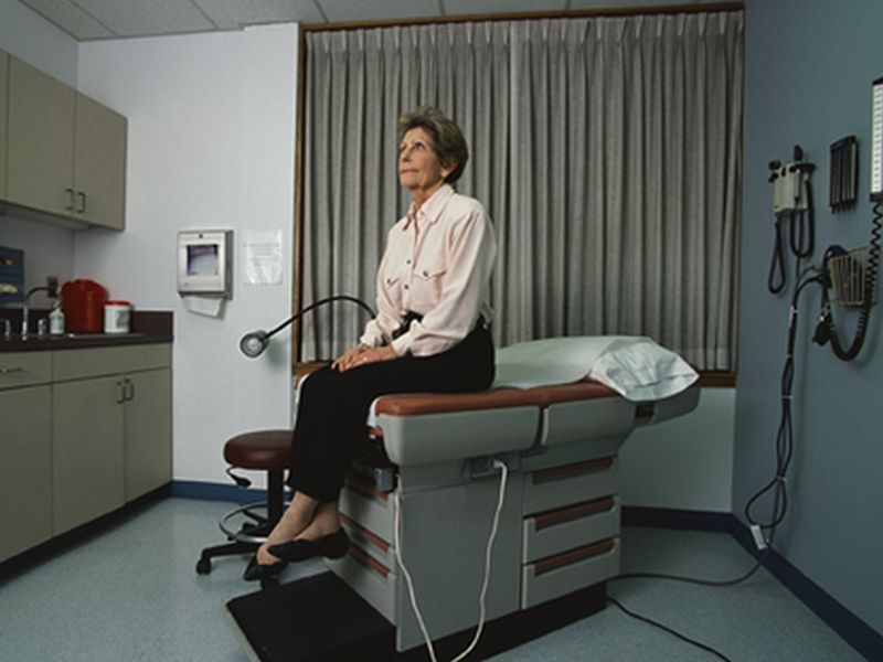 News Picture: Doctors' Office Dementia Tests Are Often Wrong: Study
