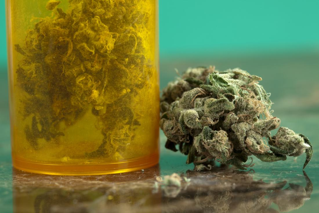 Cannabis for treatment