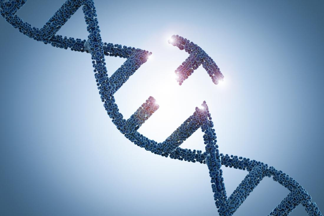 gene editing concept