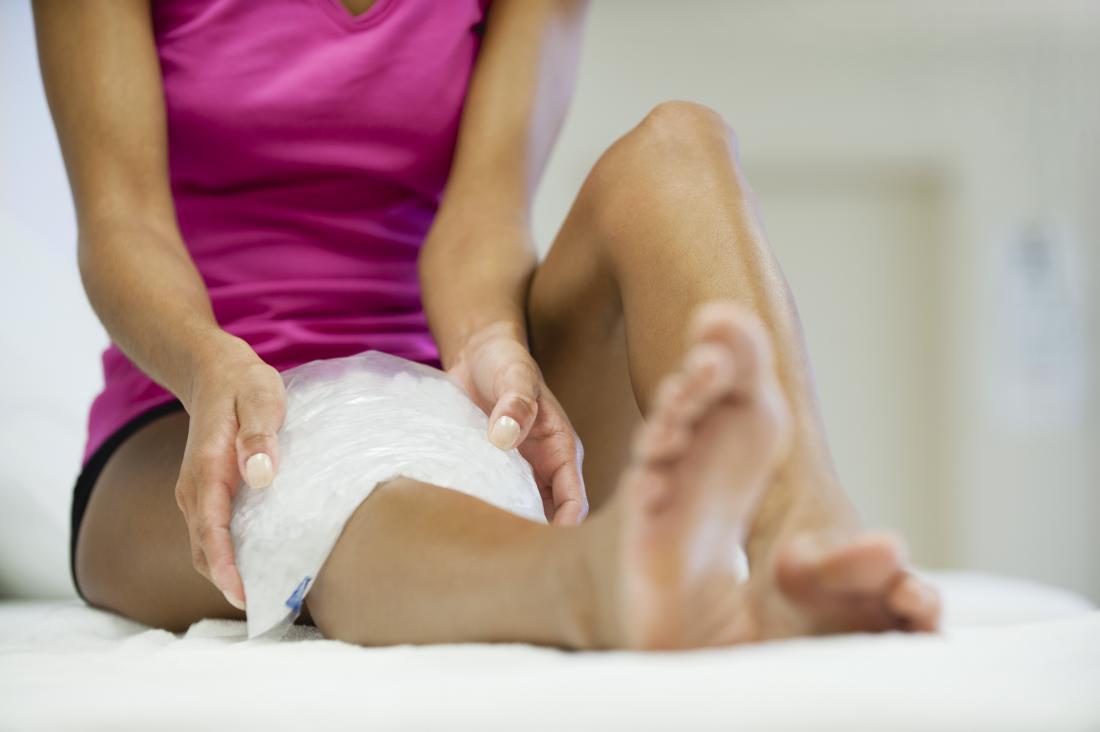 cold compress knee