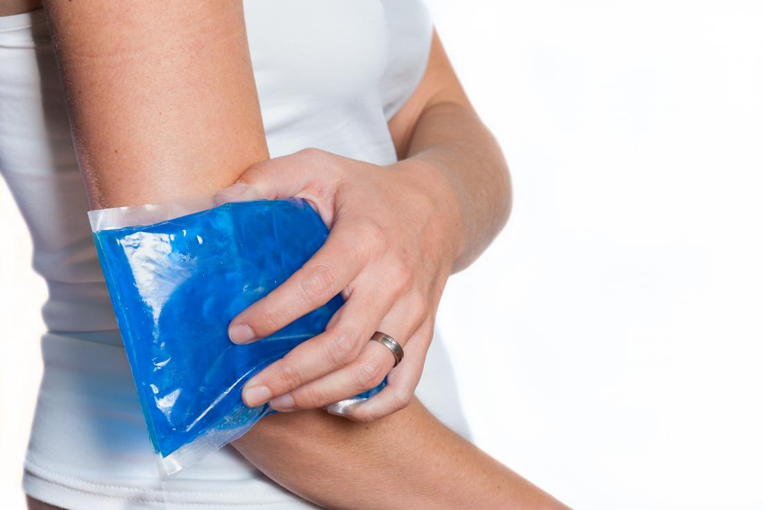 How to make a cold compress
