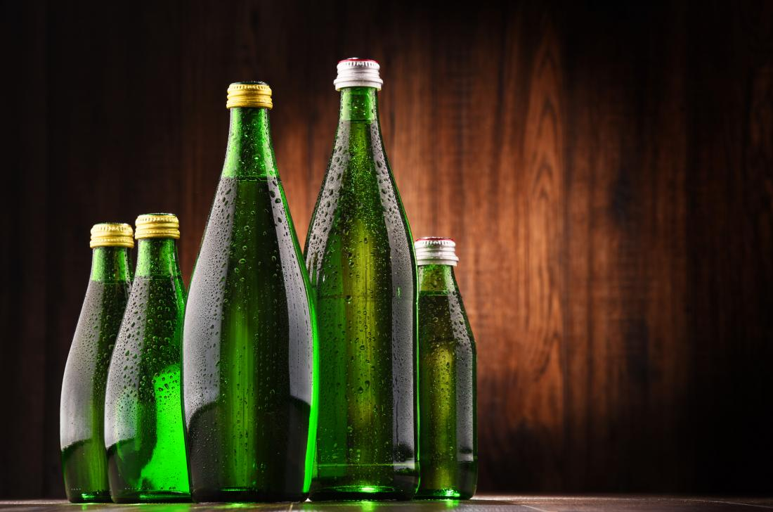 Carbonated drinks can help release farts