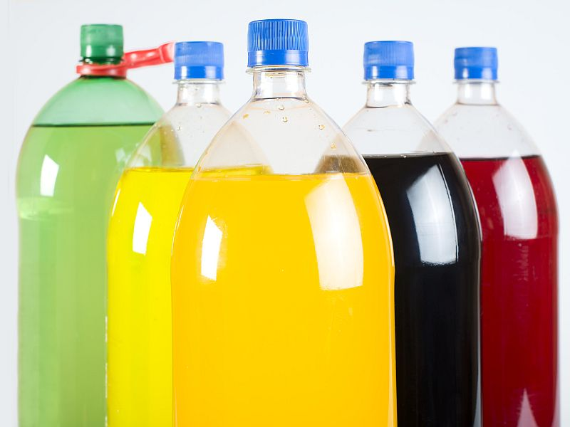 News Picture: Kidney Disease Risk Tied to Sugar-Sweetened Drinks