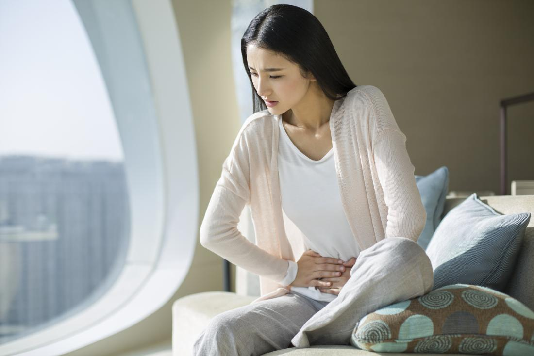 LEEP procedure abdominal pain