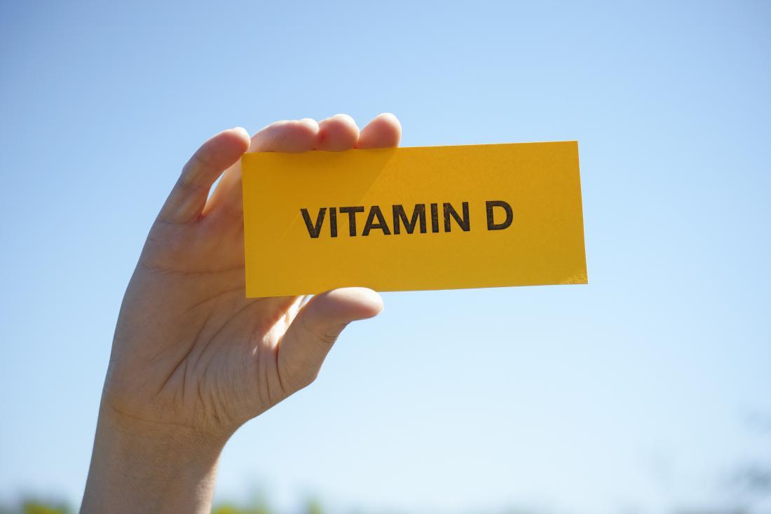 Vitamin D sign