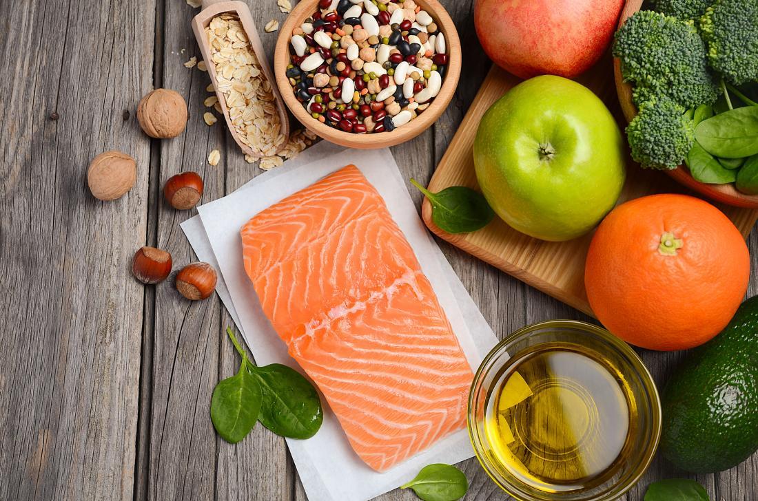 mediterranean diet selection