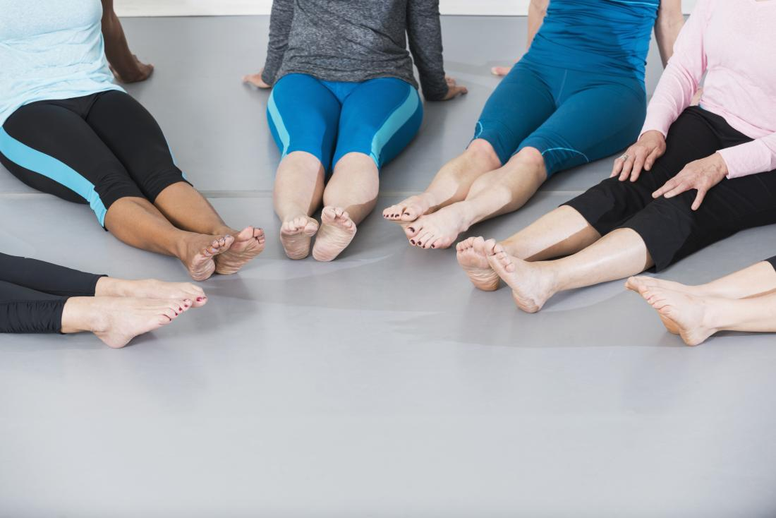 Ankle plantar flexion