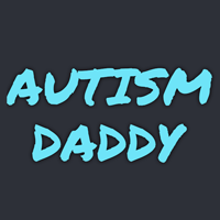 autism daddy logo