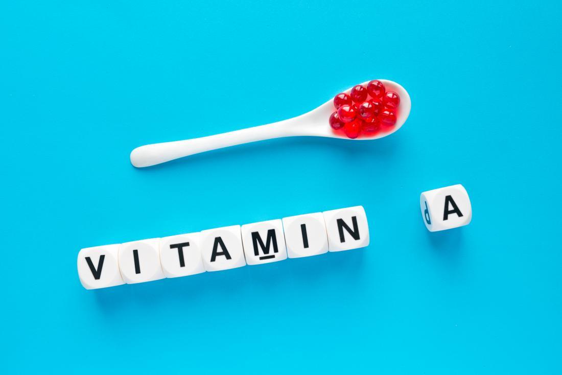 vitamin a concept photo