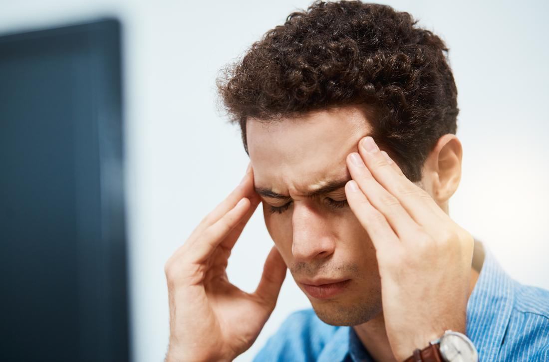 Headaches are a potential side effect of integrase inhibitors.