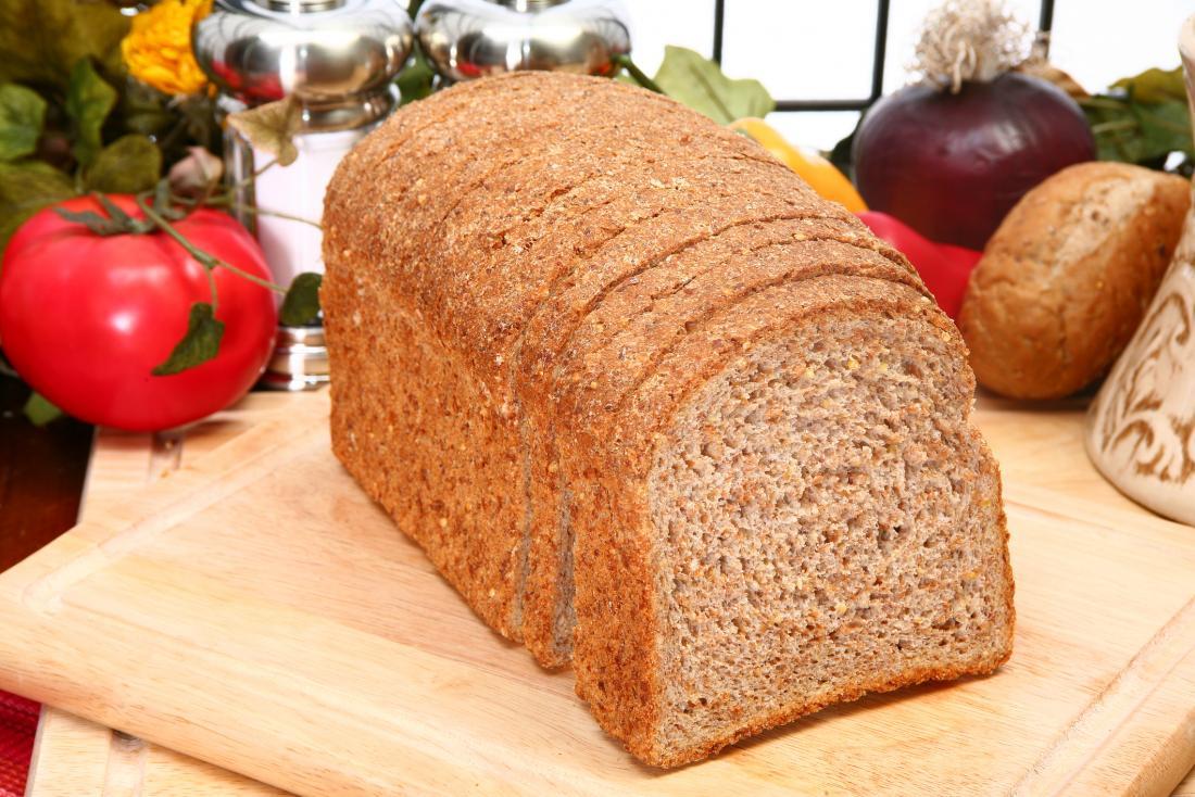Bread alternatives ezekiel