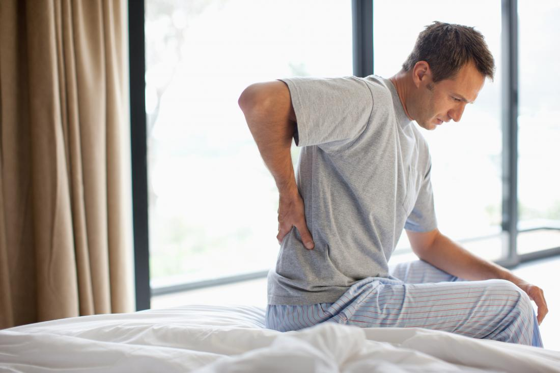 Pelvic pain in men side