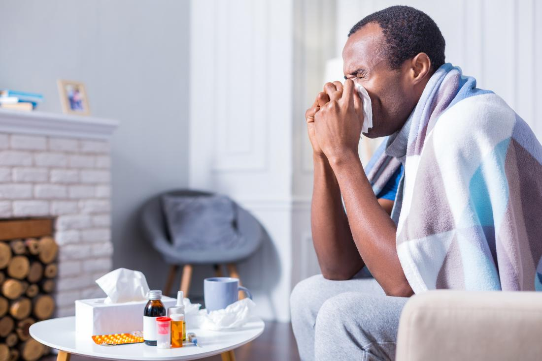 Upper respiratory infection
