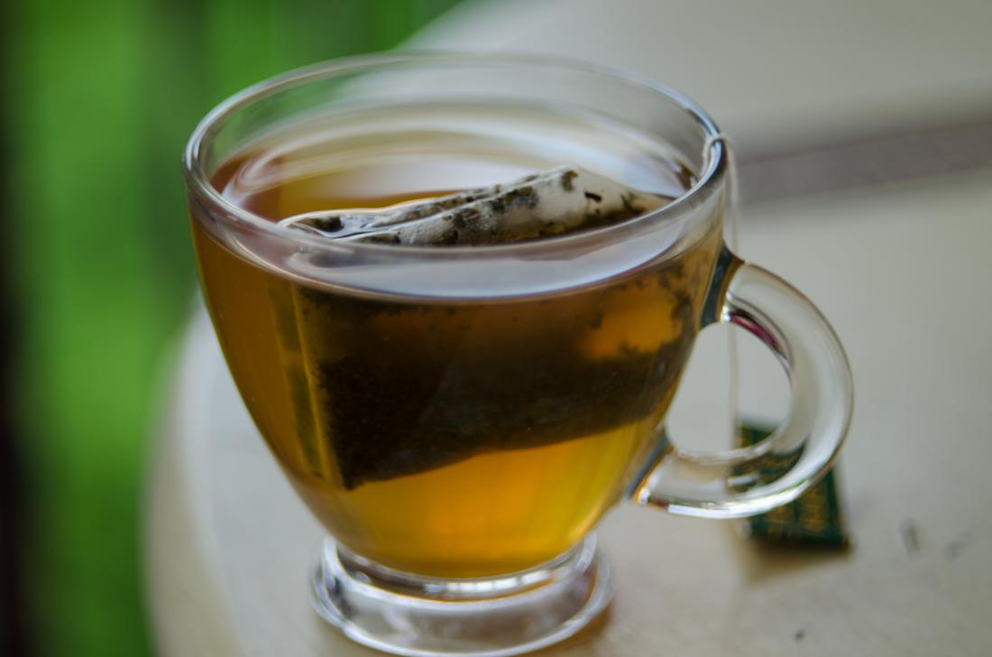 Foods good for liver green tea