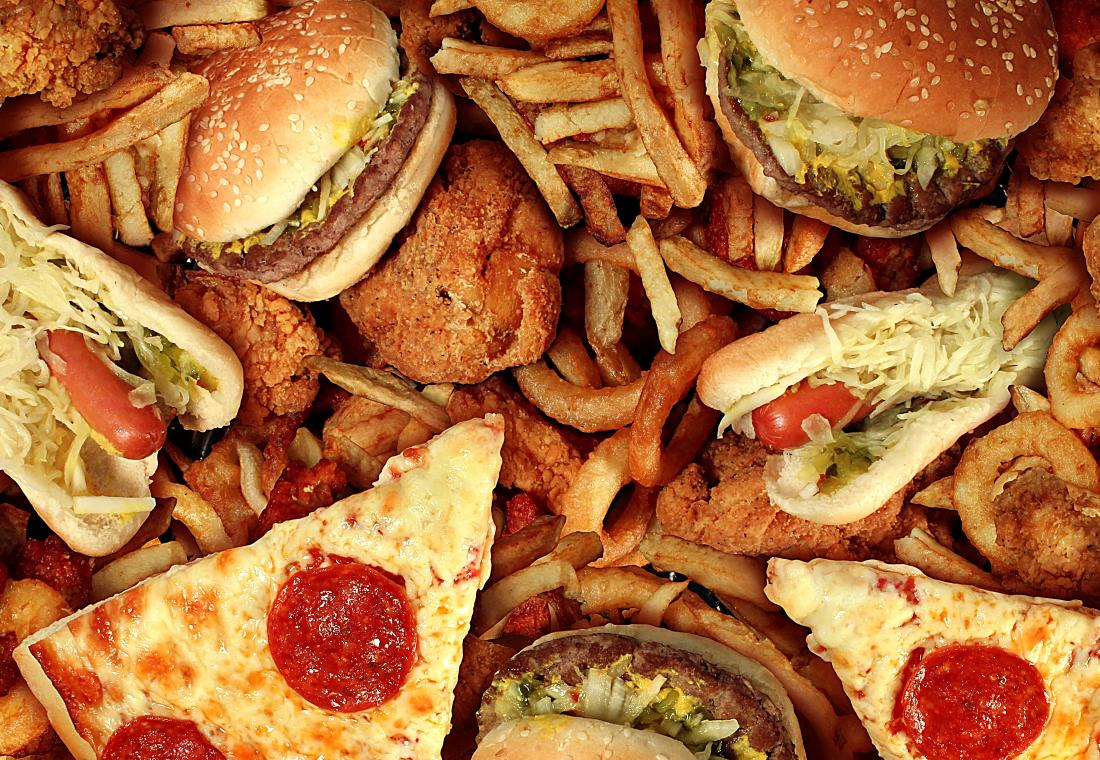 trans fats may cause chronic gastritis