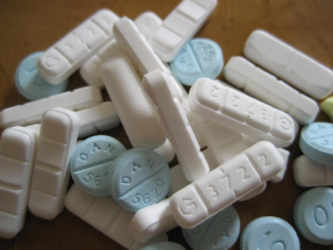 Xanax and valium <br>Image credit: Dean812, 2007</br>