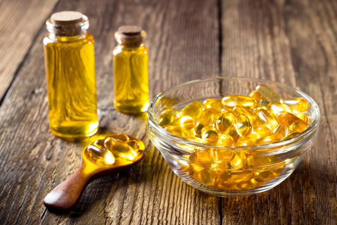 fish oil supplements for dry eyes