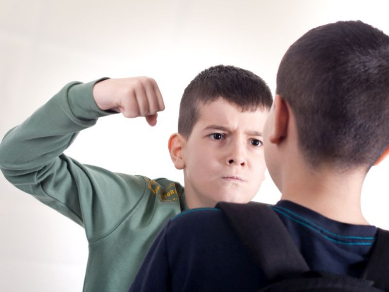 News Picture: Being Bullied May Alter the Teen Brain