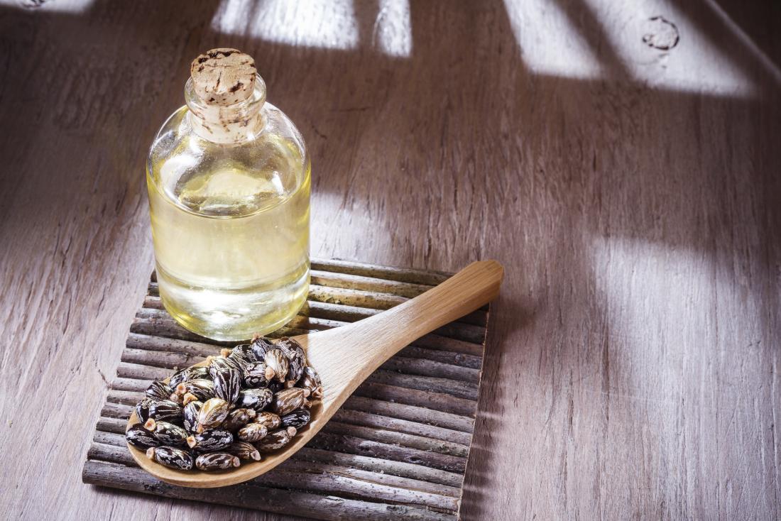 Castor oil for psoriasis