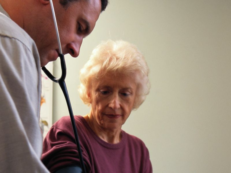 News Picture: Can Strict Blood Pressure Control Lower Dementia Risk?