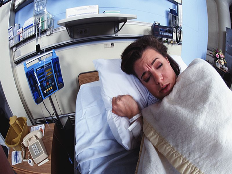 News Picture: Chronic Fatigue Syndrome Patients Get Short Shrift in ERs