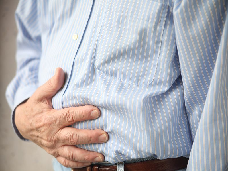 News Picture: Could You Have Silent Gallstones?