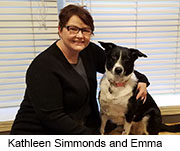 News Picture: Diabetic Crisis? 'Wonder Dog' Emma Alerts Owner to the Danger